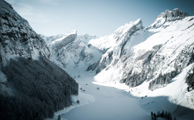 Winter im Appenzeller Land
